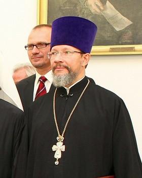 Протоиерей Николай Балашов