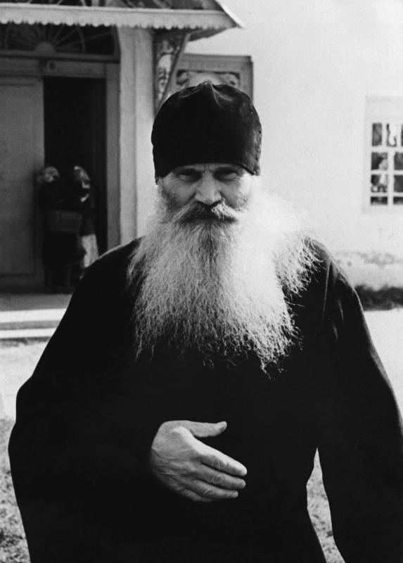 Иеромонах Рафаил (Шейченко) в 1957 году