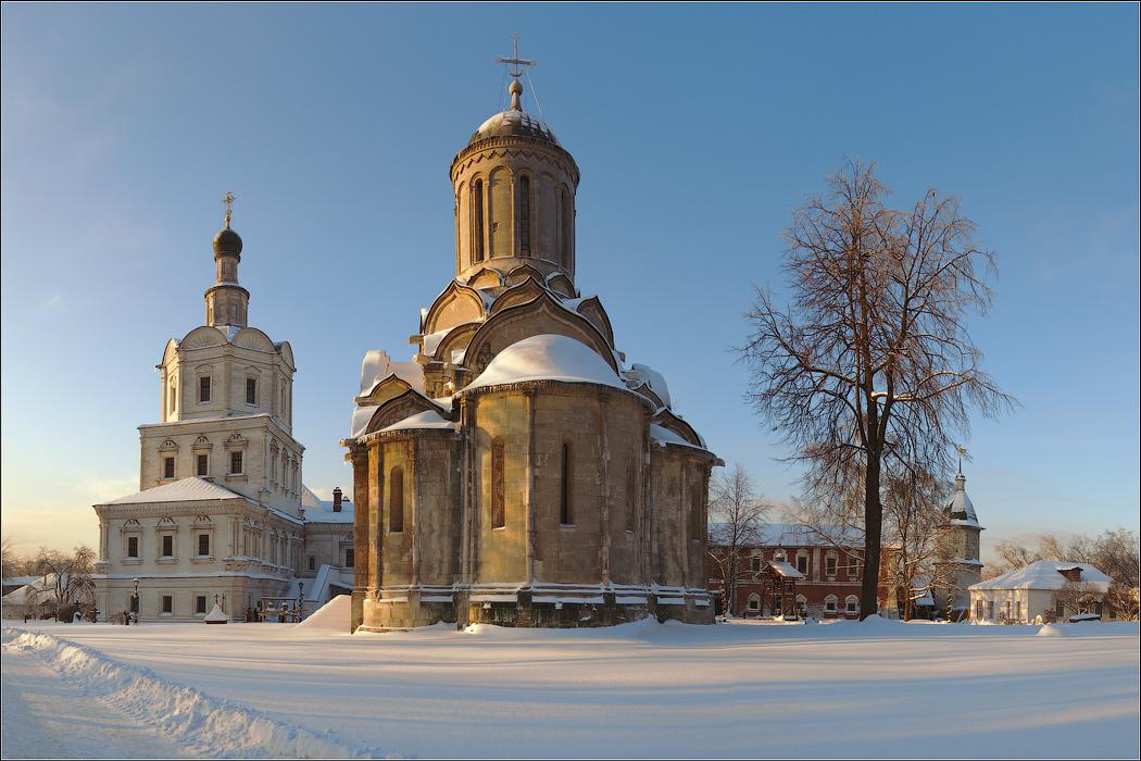 Спасо-Андроников монастырь в Москве