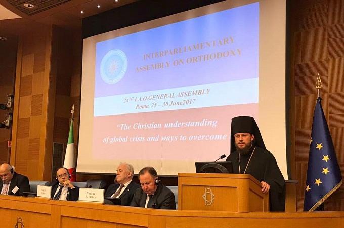 Eпископ Барышевский Виктор