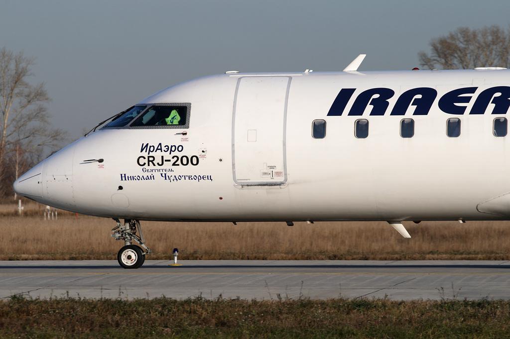 Самолёт ИрАэро