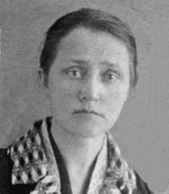 Антонина Арсеньевна Брянских (1891-1938)