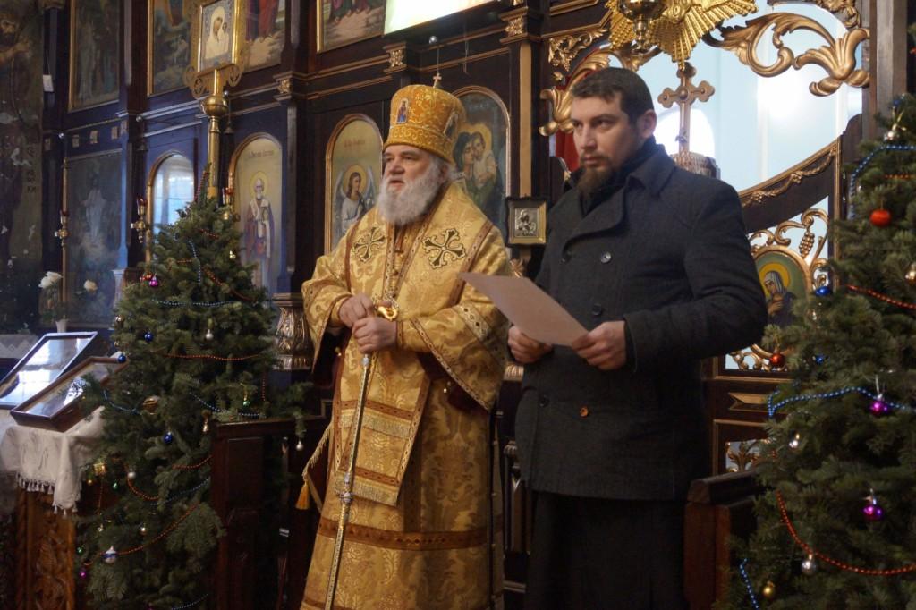 Священник Киевского патриархата принёс покаяние в расколе