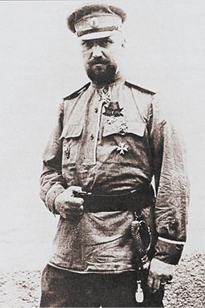 Борис Владимирович Геруа (1876-1942)