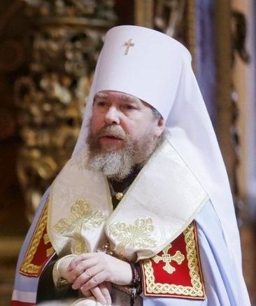 Митрополит Псковский Тихон (Шевкунов)