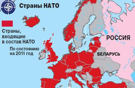 Блок НАТО