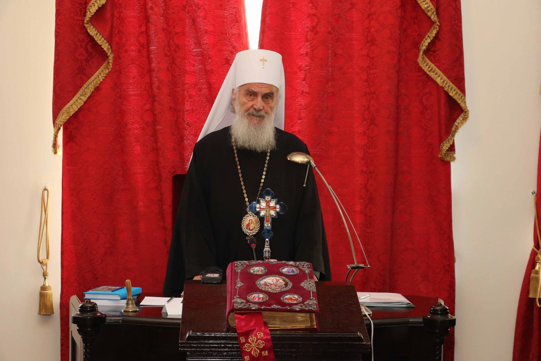 Патриарх Сербский Ириней