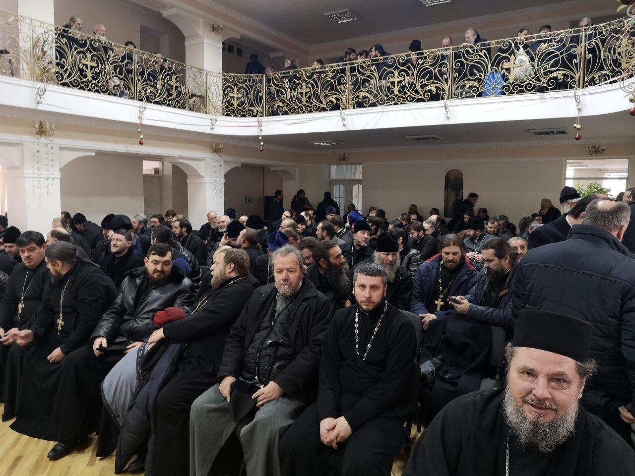 Духовенство Винницкой епархии, оставшееся верным УПЦ