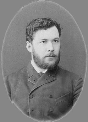 Николай Константинович Красовский (1876-1938). Фото 1891 г.