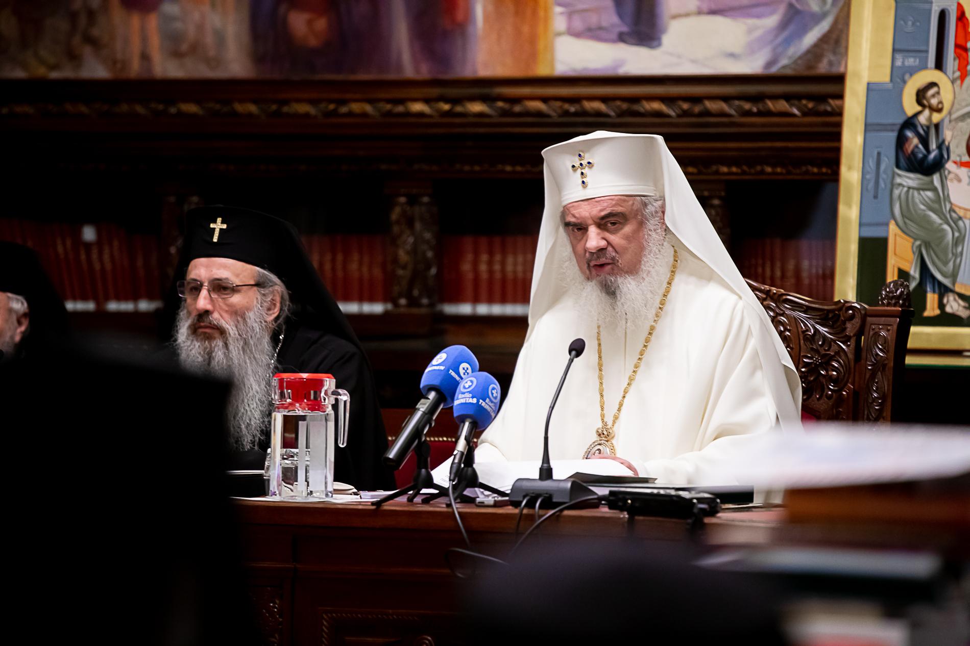 Патриарх Румынский Даниил