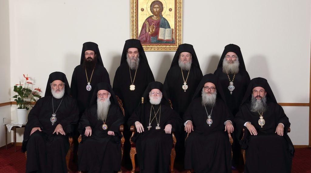 Синод Критской Православной Церкви