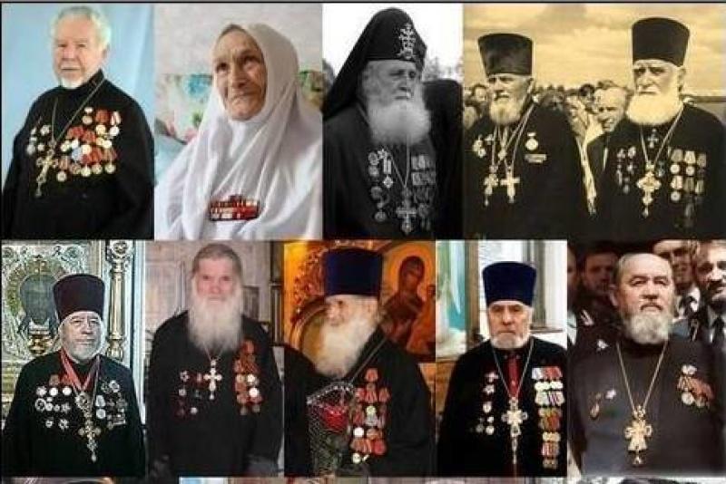 Духовенство в войнах Отечества