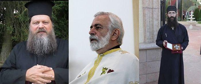 Священники, перешедшие из Константинопольского Патриархата в РПЦЗ