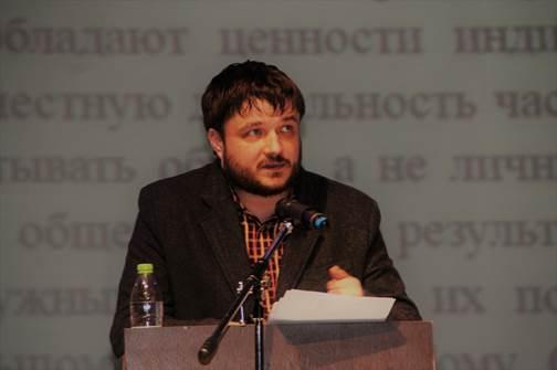 Николай Каклюгин