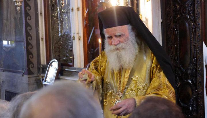 Митрополит Кифирский Серафим