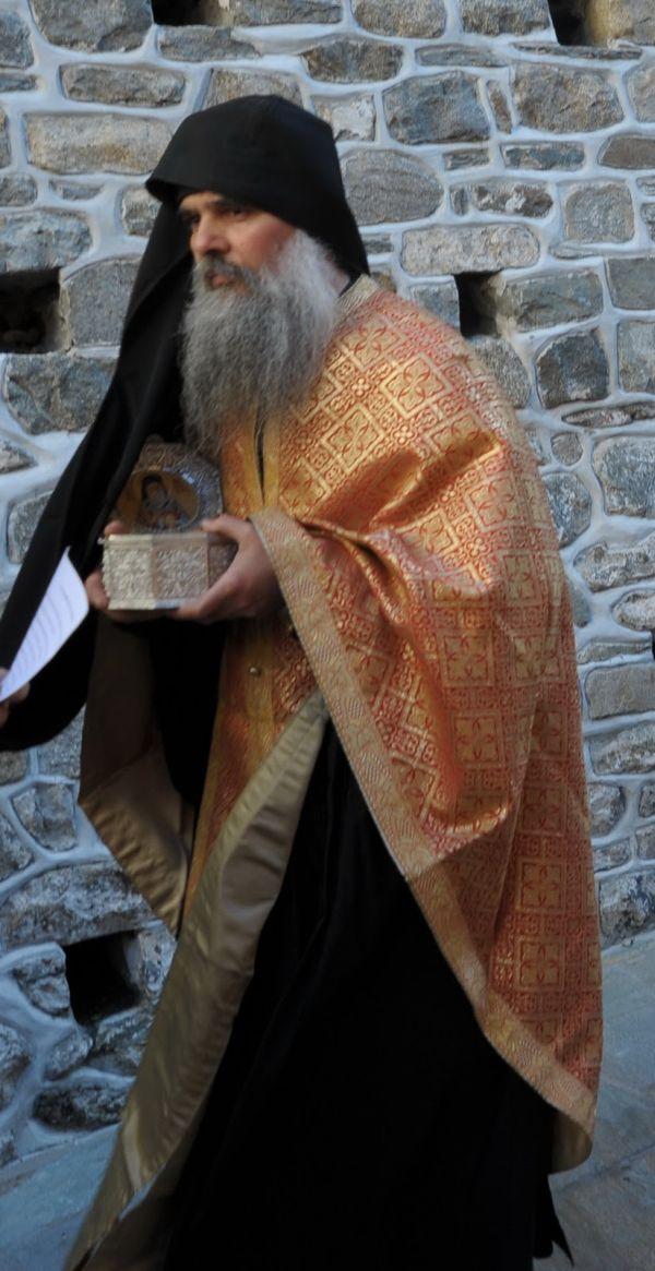 Архимандрит Христофор (Ставрос)