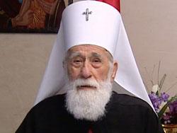 Глава черногорских раскольников Михаил Дедеич