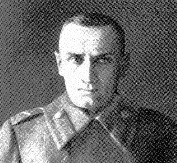 Последнее фото Александра Колчака (1874-1920) Автор неизвестен