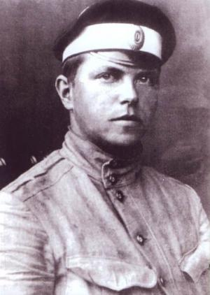 Дроздовец капитан И.В. Виноградов (1895-1981)