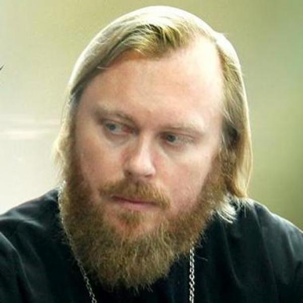 Священник Фёдор Лукьянов