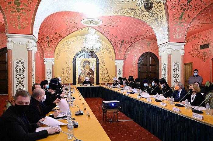 В Москве прошло совещание по подготовке и празднованию 800-летия благоверного князя Александра Невского