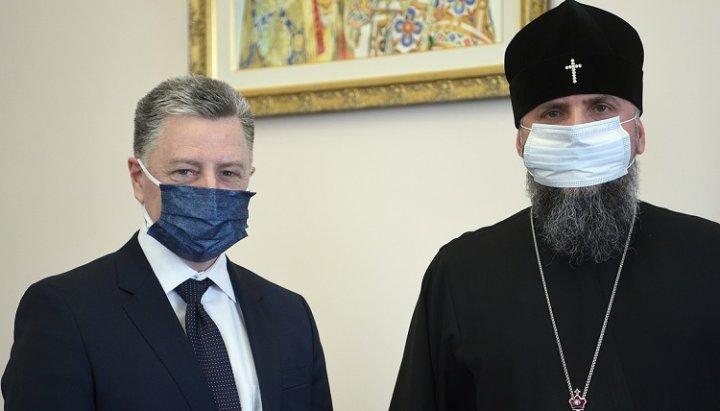 Думенко и Волкер