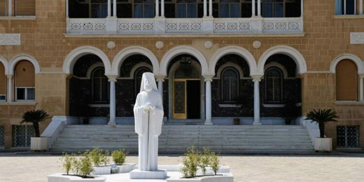 Архиепископия Кипра